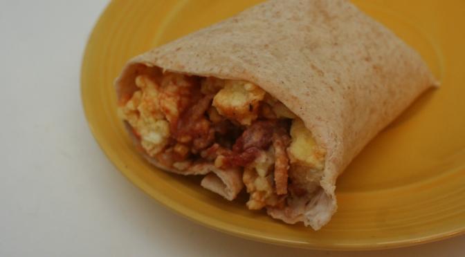 The ten minute breakfast challenge
