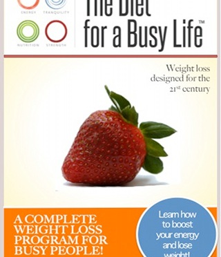 The Diet for a Busy Life is now on sale!